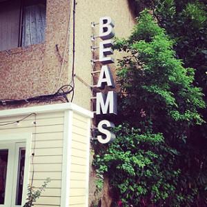 ビームスが台湾に初出店