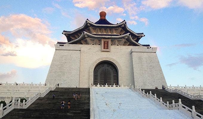 人気の海外旅行先・台湾